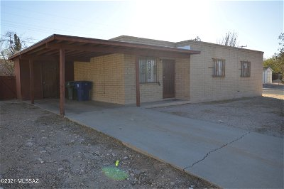 Tucson Single Family Home Active Contingent: 2202 N 2nd Avenue