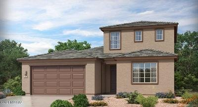 Tucson Single Family Home For Sale: 3336 W Shadow Park Way