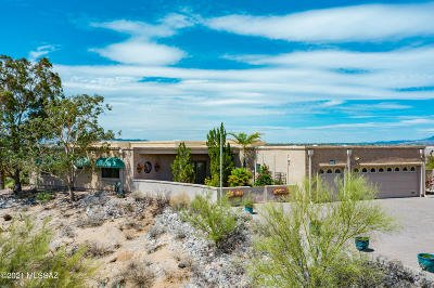 Oro Valley Single Family Home For Sale: 9650 N Calle El Milagro