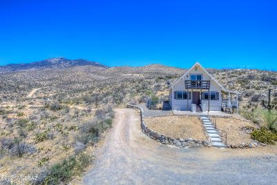 Vail Single Family Home Active Contingent: 17950 E Gila Monster Way