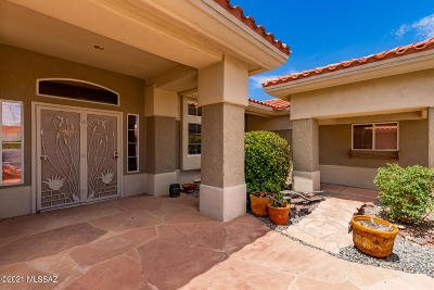 Oro Valley Single Family Home For Sale: 14717 N Silver Hawk Drive