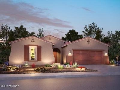 Oro Valley Single Family Home For Sale: 11709 N Village Vista Place