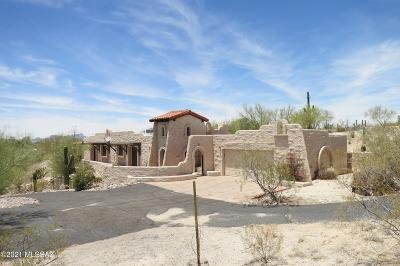 Tucson Single Family Home Active Contingent: 822 W River Road
