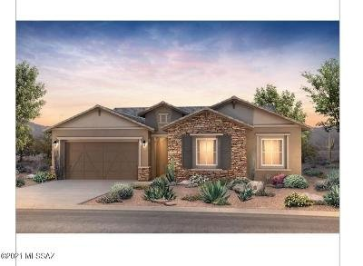 Oro Valley Single Family Home For Sale: 711 E Nubra Valley Place