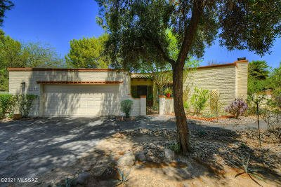 Tucson Townhouse For Sale: 2535 N Camino Valle Verde