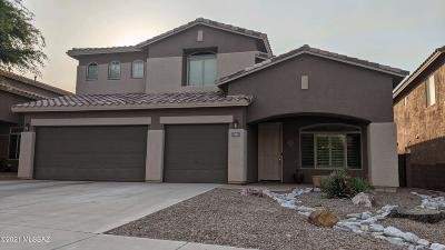 Tucson Single Family Home Active Contingent: 3380 N Star Valley Lane