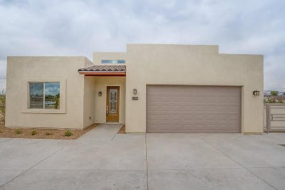Tucson Single Family Home Active Contingent: 8217 E Lee Street #Lot 2