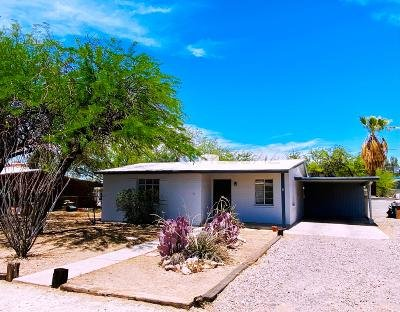 Tucson Single Family Home Active Contingent: 3341 E 30th Street