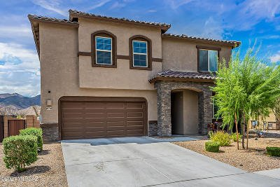 Vail Single Family Home Active Contingent: 10798 E Franklin Falls Way