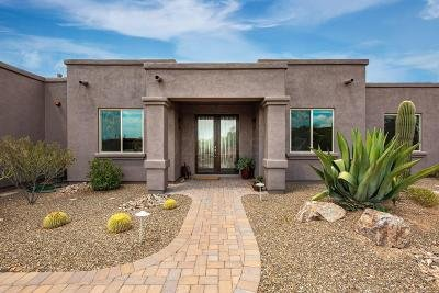 Vail Single Family Home Active Contingent: 14561 E Circle Q Ranch Place