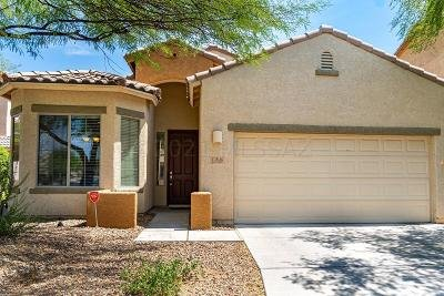 Oro Valley Single Family Home Active Contingent: 12826 N Westminster Drive