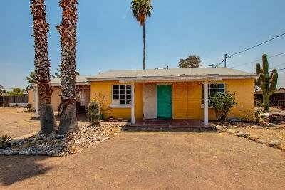 Tucson Single Family Home Active Contingent: 3202 E Towner Street