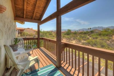 Oro Valley Single Family Home Active Contingent: 11462 N Eagle Peak Drive