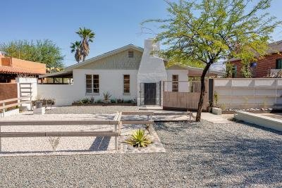 Tucson Single Family Home Active Contingent: 1921 E 9th Street