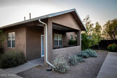 Tucson Single Family Home Active Contingent: 424 S Star Avenue