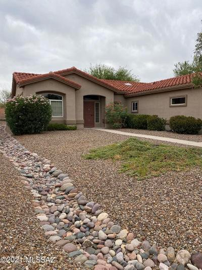 Oro Valley Single Family Home For Sale: 1059 E Waldorf Court
