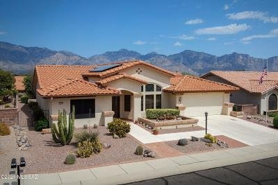 Oro Valley Single Family Home Active Contingent: 14730 N Windshade Drive