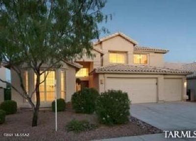 Oro Valley Single Family Home For Sale: 11267 N Canada Creek Drive