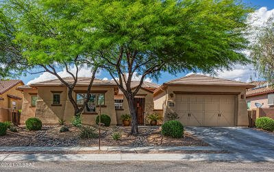 Oro Valley Single Family Home Active Contingent: 1220 W Calabria Court