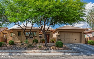 Oro Valley Single Family Home For Sale: 1220 W Calabria Court