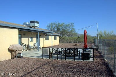 Tucson Single Family Home For Sale: 2501 N Calle Noche