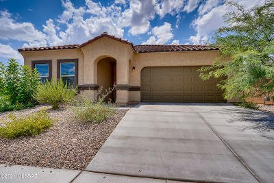 Tucson Single Family Home For Sale: 8703 N Peccary Creek Trail