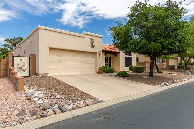 Oro Valley Single Family Home Active Contingent: 760 W Annandale Way