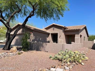Oro Valley Single Family Home Active Contingent: 18 W Golden Spur Place
