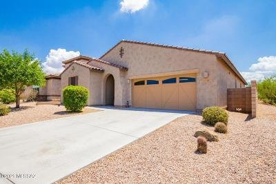 Oro Valley Single Family Home Active Contingent: 11718 N Key Lime Place