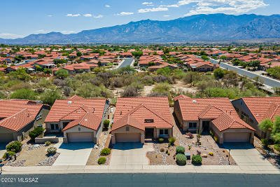 Oro Valley Single Family Home For Sale: 14028 N Willow Bend Drive