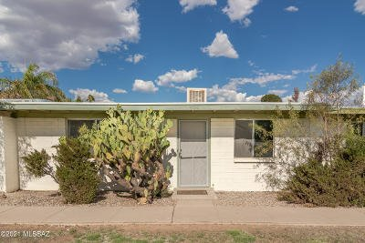 Tucson Townhouse For Sale: 4020 S Grand Palm Drive