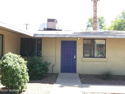 Tucson Condo Active Contingent: 350 N Silverbell Road #89