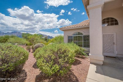Oro Valley Townhouse Active Contingent: 1417 W Carmel Pointe Drive