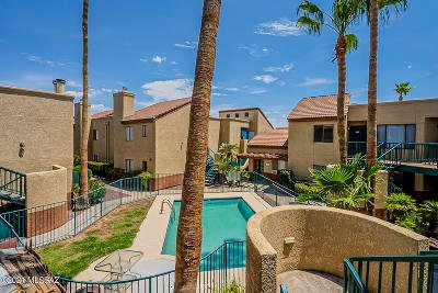 Tucson Condo Active Contingent: 3690 N Country Club Road #1022