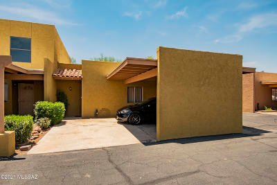 Tucson Townhouse Active Contingent: 712 W Limberlost Drive #8