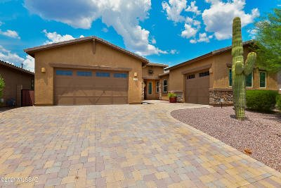 Oro Valley Single Family Home Active Contingent: 752 W Champions Run Way