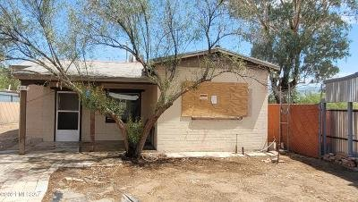 Tucson Single Family Home Active Contingent: 4413 E 4th Street