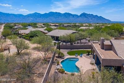 Oro Valley Single Family Home Active Contingent: 1925 Mountain Laurel Drive