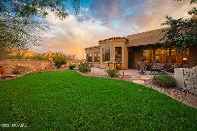 Oro Valley Single Family Home For Sale: 1268 W Ziziphus Place