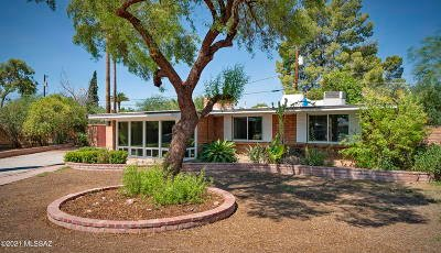Tucson Single Family Home For Sale: 3257 N Treat Circle