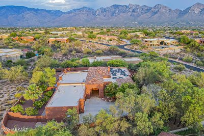 Oro Valley Single Family Home Active Contingent: 12242 Cloud Ridge Drive