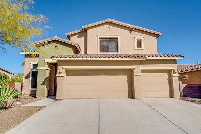 Oro Valley Single Family Home For Sale: 11898 N Prospect Point Place