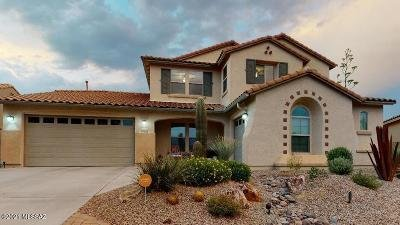 Marana Single Family Home Active Contingent: 12579 N Wind Runner Parkway