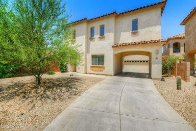 Tucson Single Family Home Active Contingent: 4728 W Countryside Way