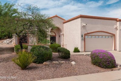 Oro Valley Townhouse Active Contingent: 1394 W Cactus Bloom Way
