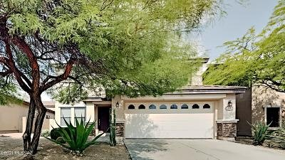 Oro Valley Single Family Home For Sale: 13020 N Desert Olive Drive