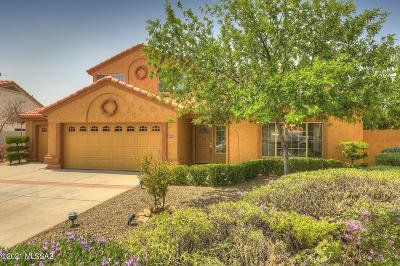 Tucson Single Family Home For Sale: 981 W Graythorn Place