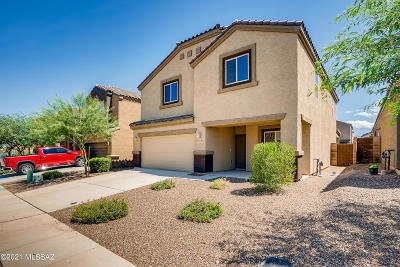 Vail Single Family Home For Sale: 12143 E Metz Drive
