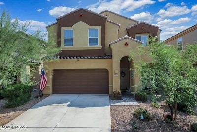 Vail Single Family Home Active Contingent: 12199 E Becker Drive