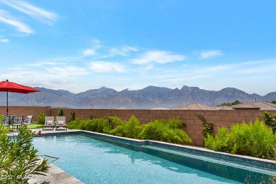 Oro Valley Single Family Home Active Contingent: 360 E Day Flower Drive
